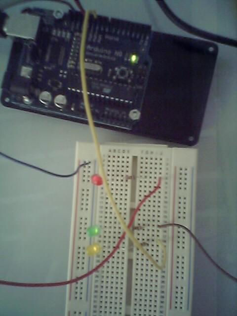 Arduino Leds